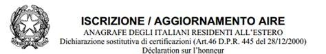 consolato italiano parigi aire l iscrizione all aire italiani pocket