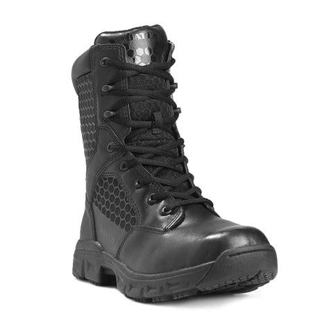 bates s 8 quot code 6 side zip boot