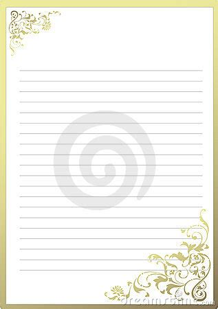 fancy notepaper royalty  stock photo image