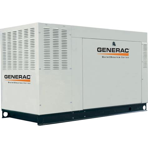 free shipping generac quietsource series liquid cooled