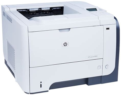 Printer Hp Laserjet P3015 hp laserjet p3015dn printer black silver ebay