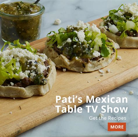 Pati S Mexican Table by Pati Jinich