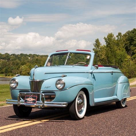Ford Deluxe by 1941 Ford Deluxe Convertible For Sale