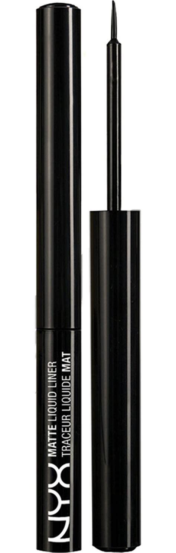 Nyx Vinyl Liquid Liner nyx cosmetics matte vinyl liquid liner makeup
