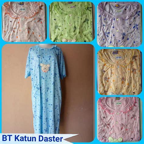 Daster Payung Katun Dewasa A4 sentra grosir baju tidur daster katun murah bandung 23ribuan