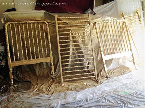 golden baby crib metallic gold crib a small snippet