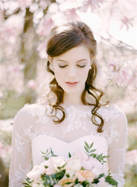 Vintage Wedding Hairstyles Half Up Half by 15 Stunning Half Up Half Wedding Hairstyles With