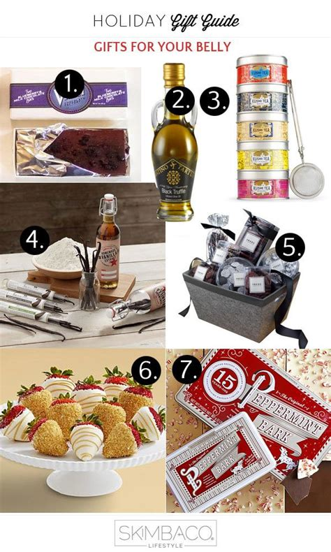 holiday gift guide foodie gifts skimbaco lifestyle