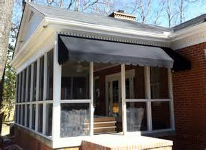 Sunrooms Greenville Sc Gallery Of Residential Awnings Asheville Nc Air Vent