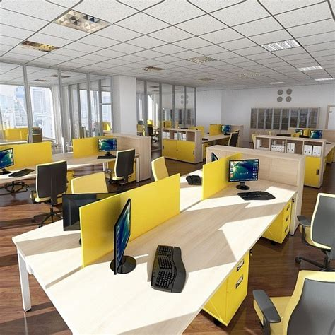 3d office layout design software office design 3d max