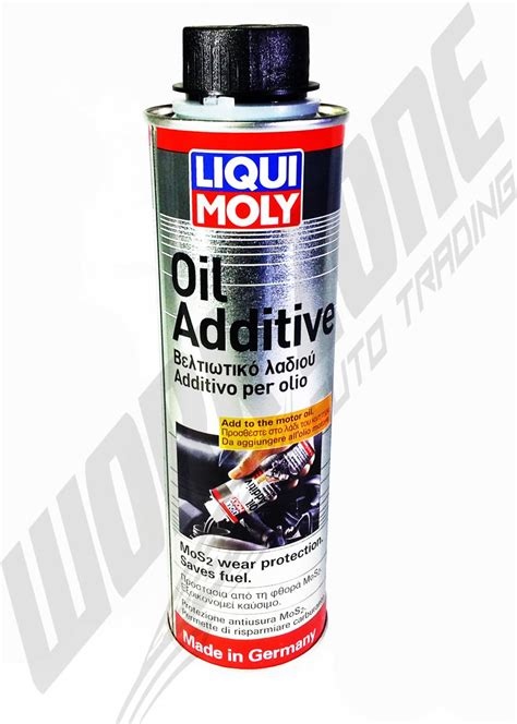 liqui moly mos2 additive