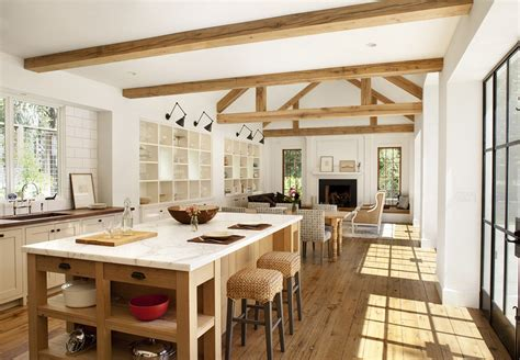 modern farmhouse interior design decor inspiration 42 modern farmhouse kitchens part 2