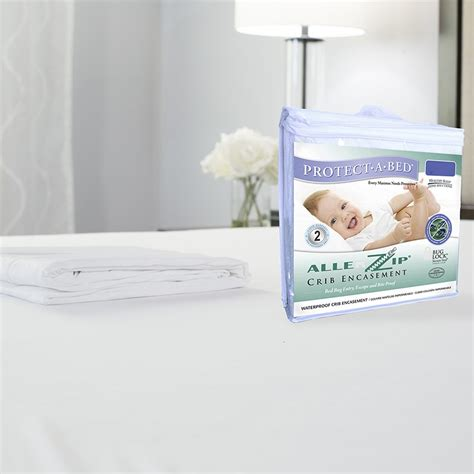Protect A Bed Allerzip 6 Sided Waterproof Mattress Or Box