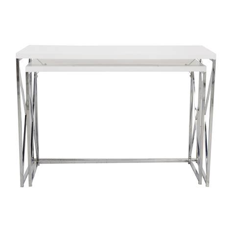 monarch specialties console table 64 monarch specialties monarch specialties white