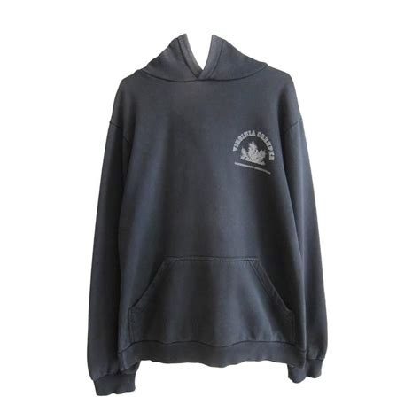 raf simons hoodie sweatshirt a w 2002 virginia creeper at 1stdibs