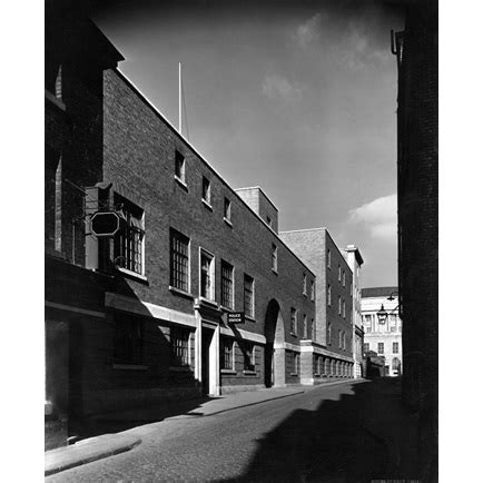 city police headquarters, manchester: the bootle street