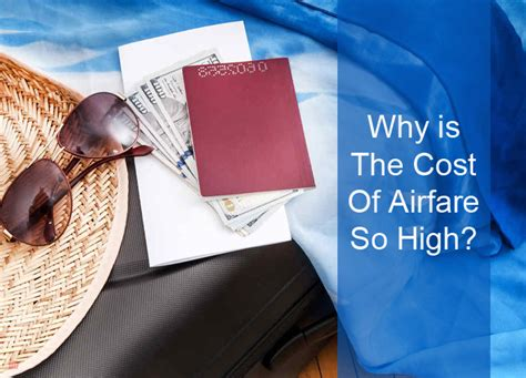why is the cost of airfare so high