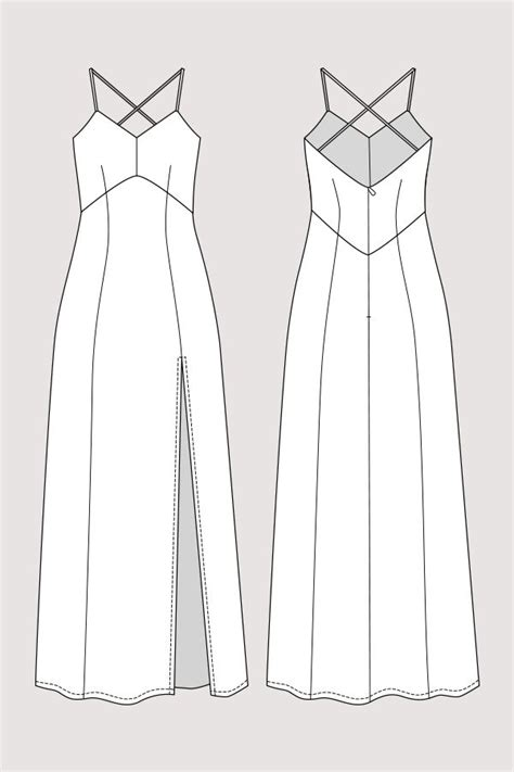 named clothing   elizabeth gown downloadable pattern