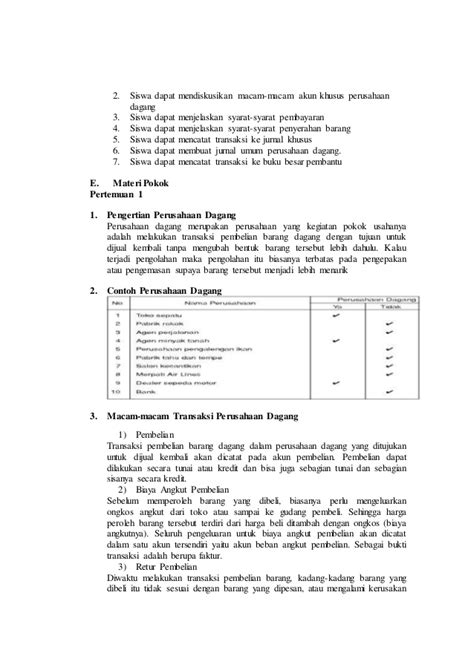 syarat membuat jurnal umum rpp 1 1 pencatatan transaksi baru
