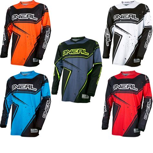 blank motocross jerseys oneal element 2017 racewear motocross jersey motocross