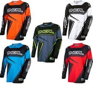 oneal motocross jersey oneal element 2017 racewear motocross jersey motocross