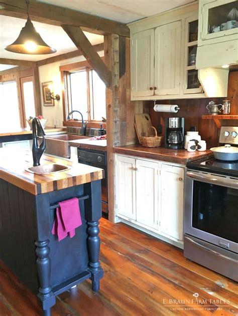 kitchen islands amish custom furniture amish custom 17 best images about custom kitchens reclaimed barn wood