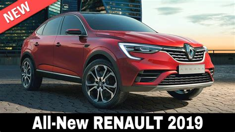 Renault 2019 Models by 8 New Renault To Buy In The Upcoming Year Updated