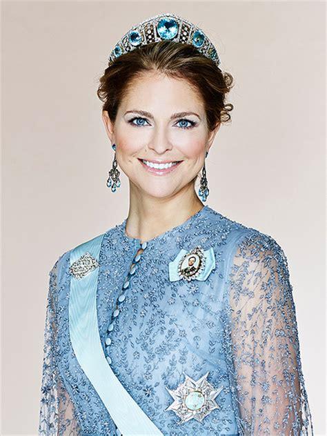 s princess princess madeleine s aquamarine tiara