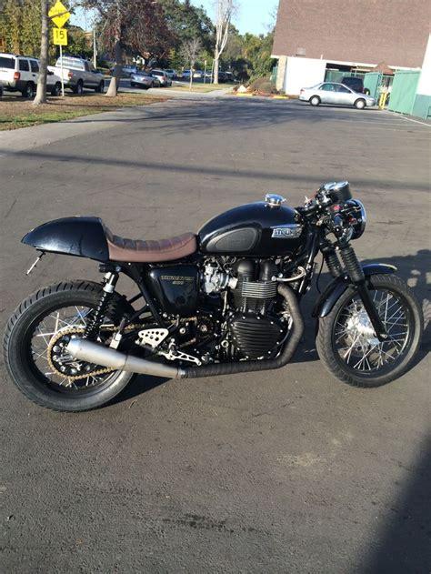 Triumph Motorrad Thruxton 900 by Die Besten 25 Triumph Thruxton 900 Ideen Auf Pinterest