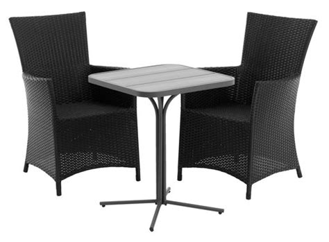 Jysk Bistro Table Bistro Table Orten 58x58 Alu Steel Artwo Jysk