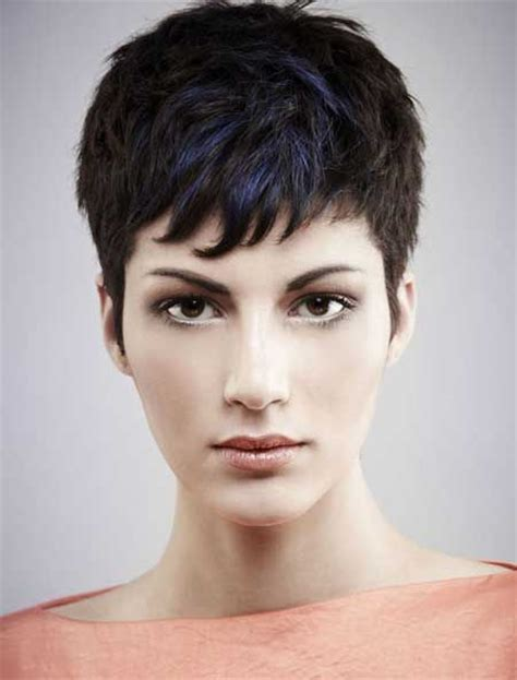 pixies for thick hair short pixie haircuts for thick hair