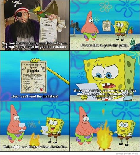 Meme Comic Spongebob - classic spongebob meme weknowmemes