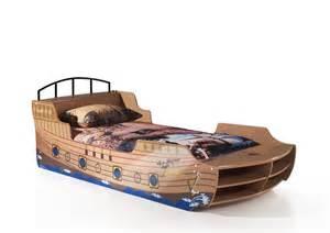 acheter le lit bateau pirate