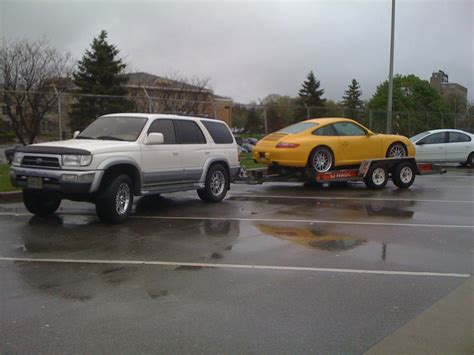 toyota 4runner towing towing near the limit toyota 4runner forum largest