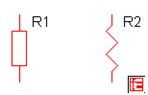 simbol resistor pada rangkaian mencari arti resistor