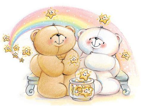 forever friends my sweet world bears friends forever