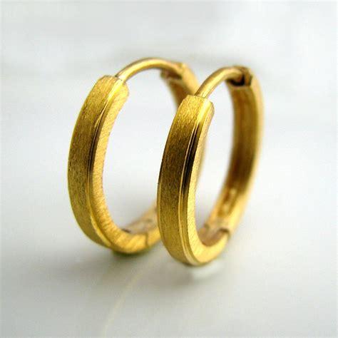 gold hoop earrings mens hoop earrings pastal names