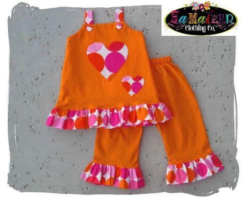 Handmade Clothing Boutiques - custom children boutique unique handmade