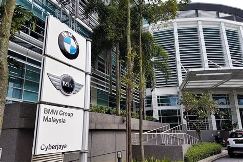 Bmw Motorrad Hq by Bmw Group Malaysia Adjusts Prices For Bmw Mini And Bmw