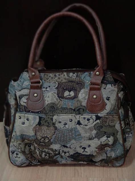 Tas Vintage Korea Style Fashion jual tas import berkualitas korean fashion ready stock hrg