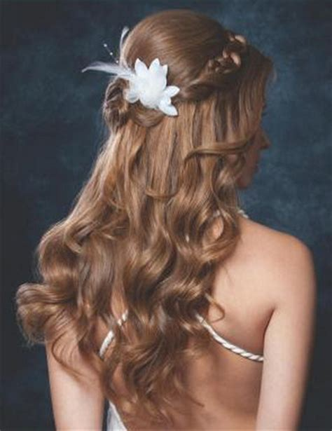 Fairytale Hairstyles by Fairytale Wedding Hairstyle For Hair Knot