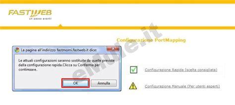 configurare porte fastweb emule it guida emule