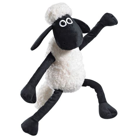 from shaun the sheep shaun the sheep 30cm from rainbow designs wwsm