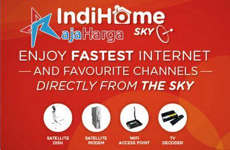 Harga Tp Link Indihome daftar harga paket telkom speedy indihome 2019