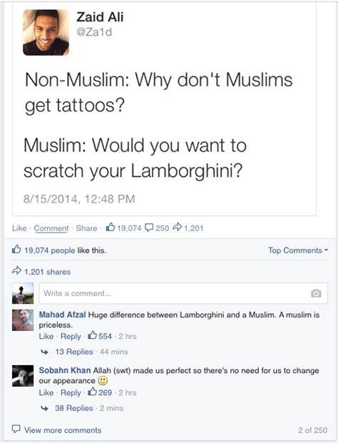 tattoo islam qa so that s why muslims don t get tattoos exmuslim