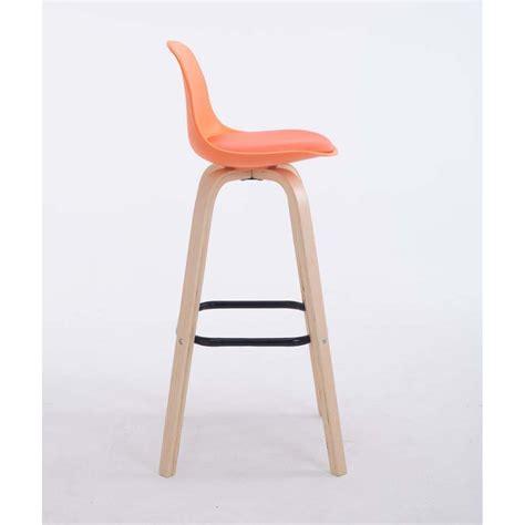sgabello legno design sgabello da bar roxio design scandinavo in pelle