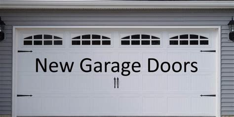 Buy New Garage Door 5 Question To Ask Yourself Before Buying A New Garage Door In 2017
