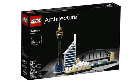 2017 LEGO Architecture Cities   The Awesomer
