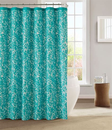 teal bathroom curtains teal shower curtains teal pearl abstract shower curtain