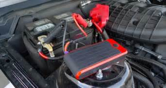 jump starting a new car this portable usb charger battery pack can also jump start